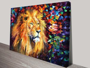lion-of-zion-leonid-afremov-printjpg